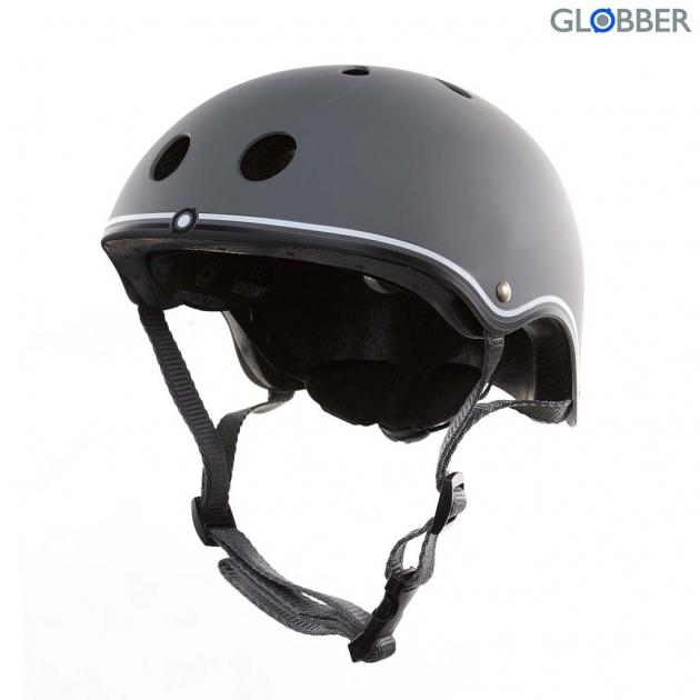 Шлем Globber junior grey xs s 51 54 см 6663