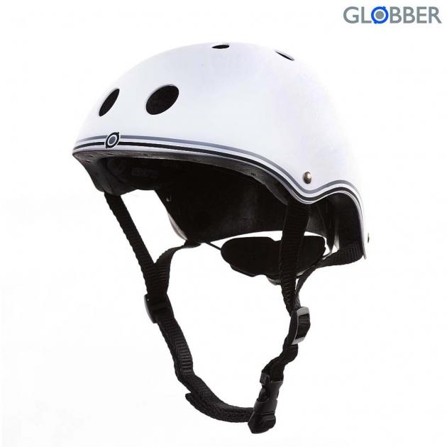 Шлем Globber junior white xs s 51 54 см 6664
