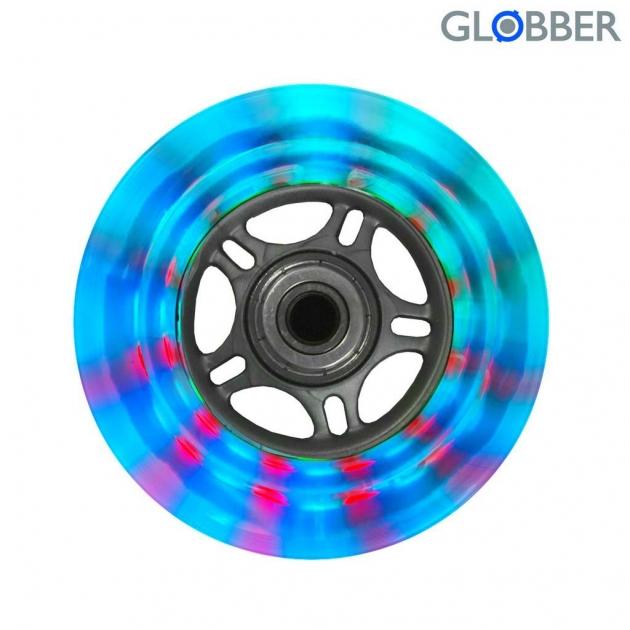 Колесо заднее светящееся Globber 80 мм 6666