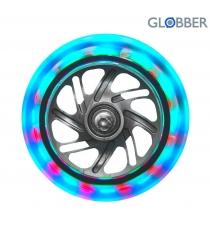 Колеса передние светящиеся Globber 120 мм комплект 2 шт 6671
