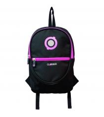 Рюкзак Globber для самокатов junior black neon pink 6709