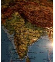 Глобус земли физико политический рельефный с подсветкой Globen Ке022500195