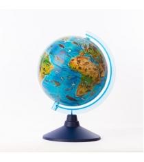 Глобус Globen ке012500269 зоогеографический детский 250мм
