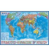 Карта Globen мир политический 1:28 КН046