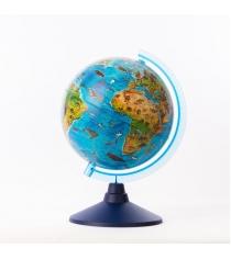 Глобус Globen ве012100249 зоогеографический детский 210