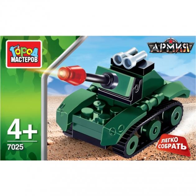 Конструктор армия танк 29 Город мастеров JS-7025-R