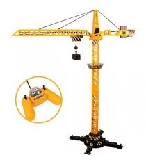 Строительный кран jcb с дистанционным управлением Halsall Toys 1416417
