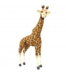Мягкая игрушка Hansa жираф стоящий 70 см 3304