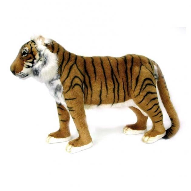Мягкая игрушка тигр 60 см Hansa 3699
