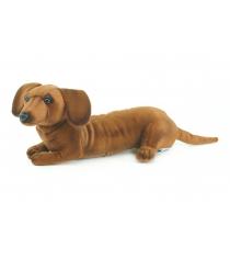 Мягкая игрушка Hansa щенок таксы 40 см 4002