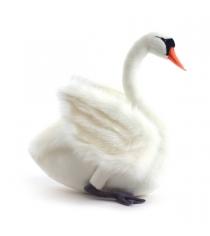 Hansa лебедь белый 45 см 4083