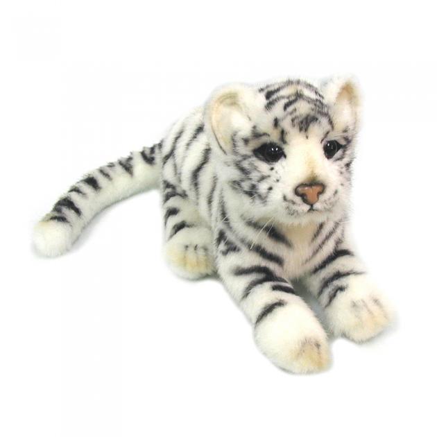 Мягкая игрушка детеныш белого тигра 26 см Hansa 4089