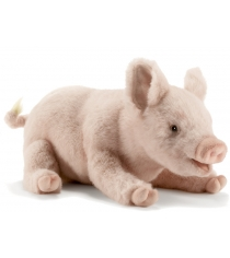 Мягкая игрушка Hansa свинка 28 см 4944
