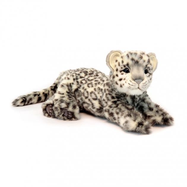 Мягкая игрушка леопард лежащий 56 см Hansa 6306