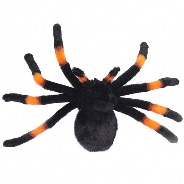 Мягкая игрушка тарантул оранжевый 30 см Hansa 6558