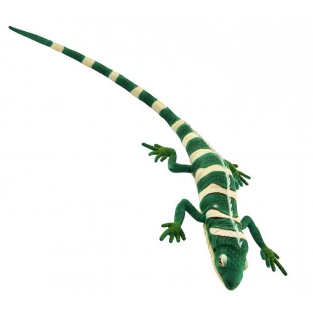 Мягкая игрушка хохлатая игуана фиджи 65 см Hansa 6706