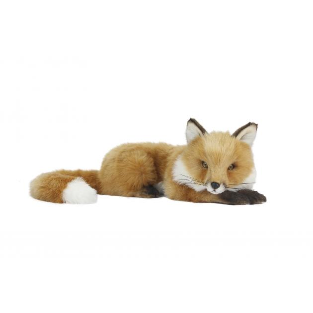 Мягкая игрушка лисица 53 см Hansa 6990