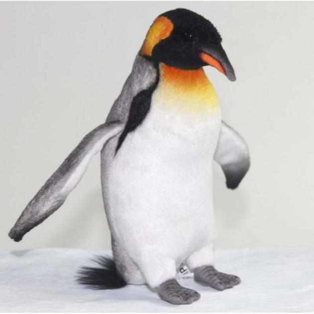 Мягкая игрушка королевский пингвин 22 см Hansa 7091
