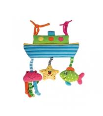 Игрушка подвеска Happy snail морские приключения 14HS002PT