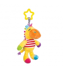 Игрушка подвеска Happy snail жираф спот 14HS012PGR