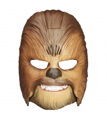 Электронная маска чубакки star wars звук Hasbro B3226