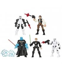 Набор разборных фигурок звездные войны возвращение джедая Hasbro B3659