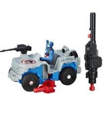 Боевая машина мстители капитан америка Hasbro B6770/astB5769