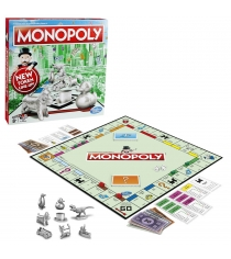 Настольная игра классическая монополия обновленная Hasbro C1009