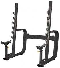 Силовая стойка для жимов и приседов Spirit Fitness AFC101