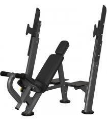 Скамья для жима с положительным наклоном Spirit Fitness AFB101
