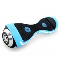Гироскутер фиксиборд с экипировкой bluetooth синий Hoverbot FXNLK