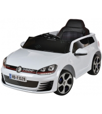 Huada Toys Volkswagen Golf GTI белый краска HD-FJ528