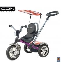 Велосипед 3х колесный lexus trike original Icon 4 фуксия 3676...
