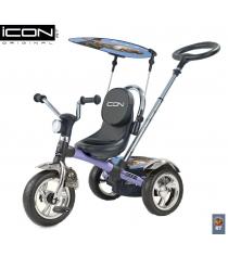 Велосипед 3х колесный lexus trike original Icon 4 сер/син 3680...