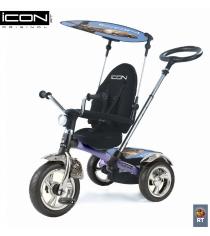 Велосипед 3х колесный lexus trike original Icon 3 сер/син 4013...