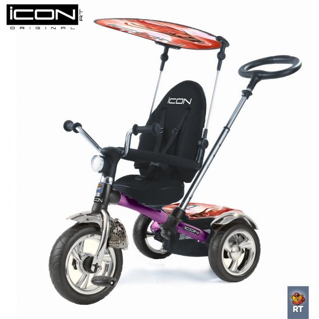 Трехколесный велосипед RT ICON 3 Lexus Trike Original фуксия 4014