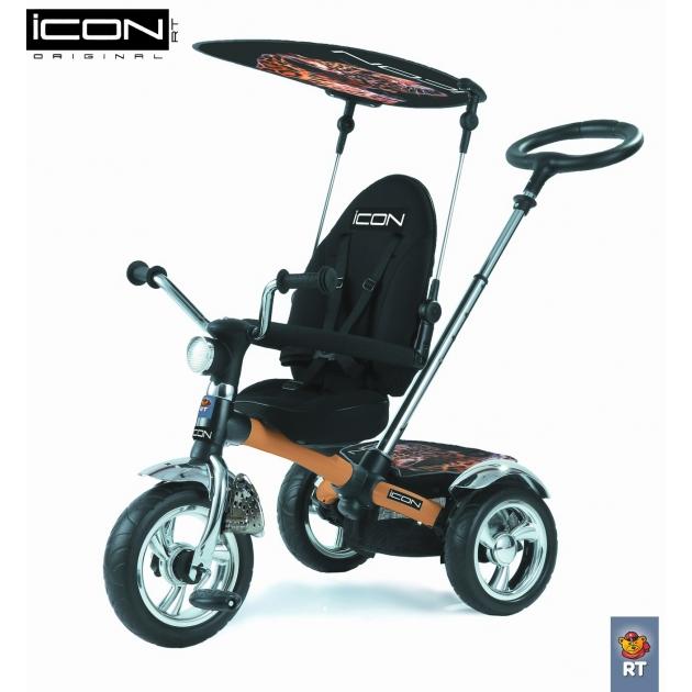 Трехколесный велосипед RT ICON 3 Lexus Trike Original кремовый 4033