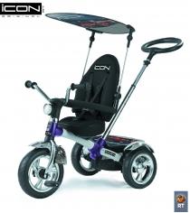 Велосипед 3х колесный lexus trike original Icon 3 белый 4035...