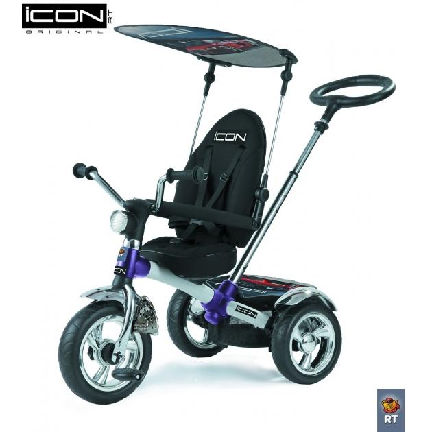 Трехколесный велосипед RT ICON 3 Lexus Trike Original белый 4035