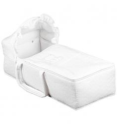 Корзина для переноски Italbaby Amore белая 720.0082-5