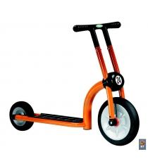 Скутер динамик двухколесный оранжевый Italtrike 1746...