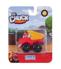 Машинка chuck and friends чак 5 см Jazwares 96110