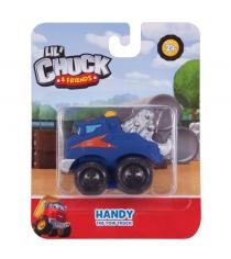 Машинка chuck and friends хэнди 5 см Jazwares 96111