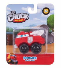 Машинка chuck and friends бумер 5 см Jazwares 96116