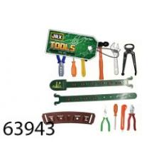 Набор инструментов бригадир Jrx 63943