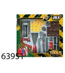 Игровой набор инструментов мастер на все руки Jrx 63951