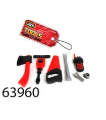 Игровой набор пожарного спасатель Jrx 63960