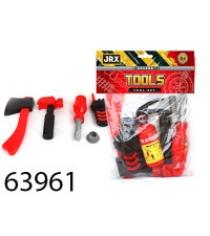 Игровой набор пожарного защитник Jrx 63961