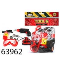 Игровой набор пожарного борец со стихией Jrx 63962
