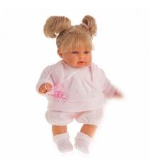 Кукла Juan Antonio Лана блондинка плач 27 см 1112Bl
